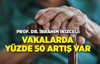 Prof. Dr. İbrahim İkizceli: Yaşlıları Kovid'den koruduk ama...