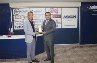 SGK İzmir il müdürü Ekrem Gülcemal yapılandırma kanununu anlattı