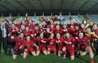 A Milliler, Bulgaristan'ı 1-0 mağlup etti