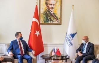 ABD-İzmir ilişkileri geliştirilecek