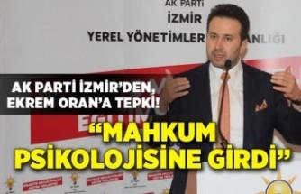 AK Parti İzmir'den, zorla Meclis Üyesi atan Başkan Oran'a tepki