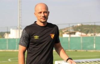 Göztepe Teknik Direktörü El Maestro: Ümidimizi hiçbir zaman kaybetmedik