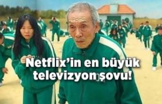 Netflix'in en büyük televizyon şovu!