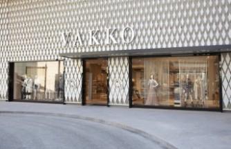 Vakko, yeni mağazalarıyla İzmir İstinyepark'ta