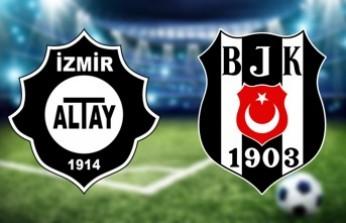 Altay - Beşiktaş maçından notlar