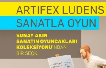 Artifex Ludens – Sanatla Oyun Sergisi İzmir'de