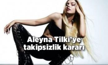 """Aleyna Tilki hakkındaki """"aşı"""" soruşturmasına takipsizlik kararı"""