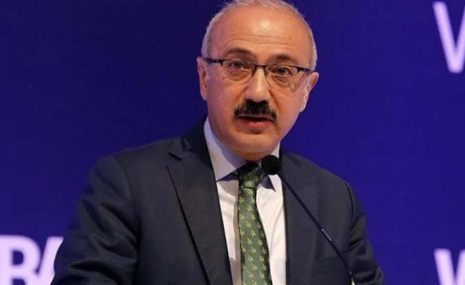 Bakan Elvan'dan '128 milyar dolar' açıklaması