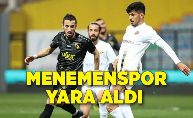 İstanbulspor: 4 - Menemenspor: 0