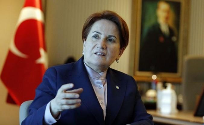 Meral Akşener cumhurbaşkanı adayı mı olacak?