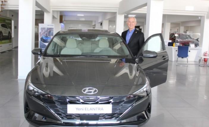 Hyundai ELANTRA şimdi Türkiye'de