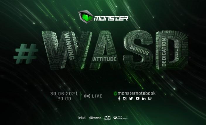 Monster #WASD etkinliğine son iki gün