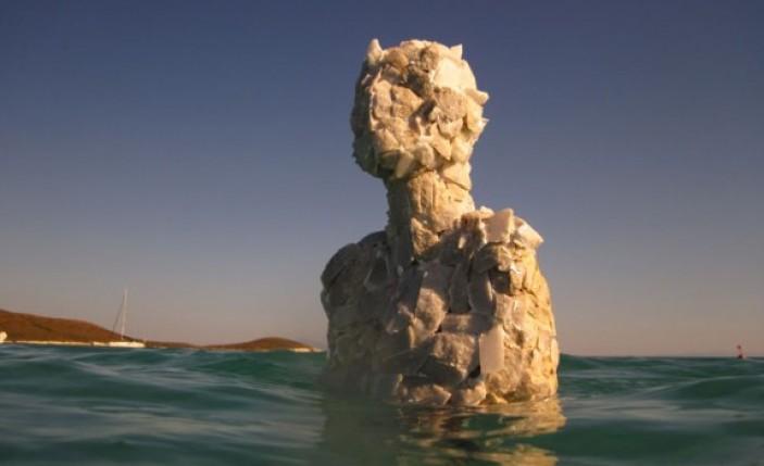 Alaçatı'da Deniz Sanatı