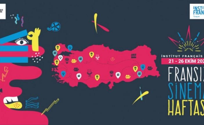 Fransız Sinema Haftası İzmir'de