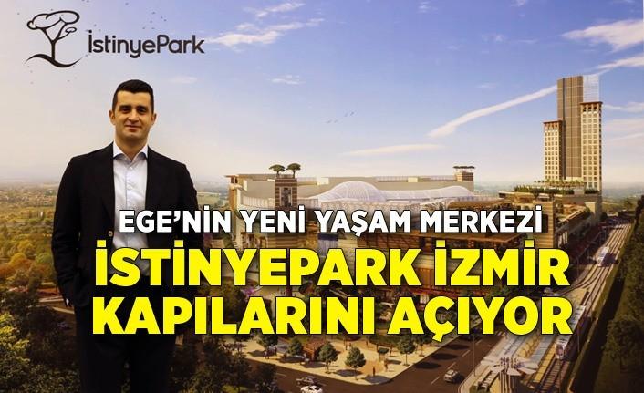 İstinyePark İzmir kapılarını açıyor