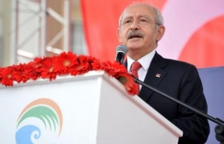 CHP lideri Kılıçdaroğlu, Adana'da