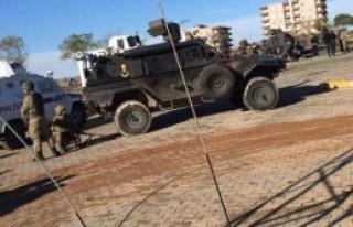 Dargeçit'te Polise Bombalı Saldırı