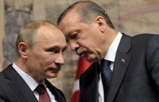 Putin Türkiye'de