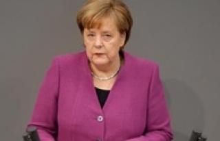 Merkel Kabinesini Açıkladı