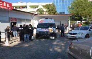 Polis Memuru Evinde Yaralı Bulundu
