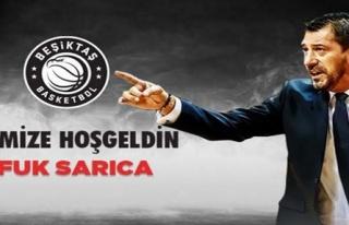 Ufuk Sarıca Beşiktaş'ta