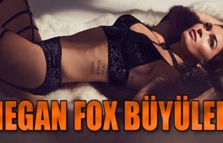Megan Fox Yine Çok İddialı!