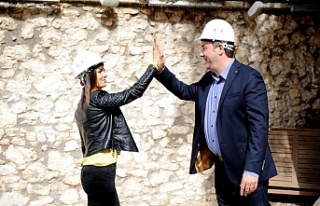 Buca, bu projelerle 'İzmir'in Gözdeleri'ni...