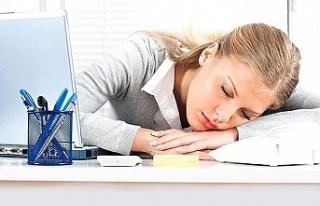 D vitamini eksikliği daha da yorgun hissettiriyor