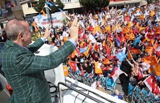 Erdoğan: FETÖ'nün sosyal medya terörizmine...