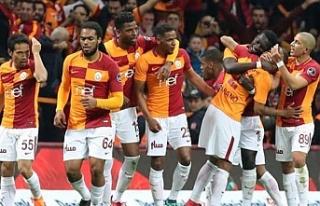 Galatasaray'dan zirveye pençe