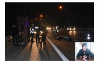 İzmir'de can alıcı kaza: Henüz 20'sindeydi
