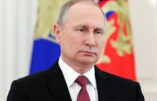 Putin Arap Birliği'ne işbirliği önerdi
