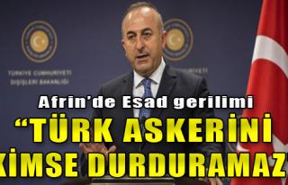 Türkiye'den Suriye'ye Afrin Cevabı