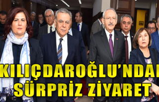 İzmir'de Sürpriz Ziyaret