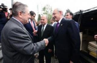 Kılıçdaroğlu, Hürriyet Gazetesi'ni Ziyaret Etti