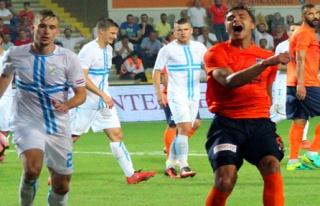 Başakşehir Play-off'larda