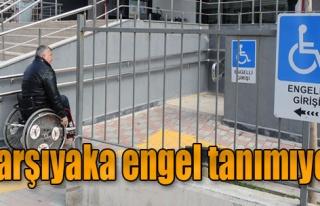 Karşıyaka Belediyesi, Engelleri Kaldırıyor