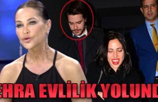 Hülya Avşar'ın Kızı Zehra Evlilik Yolunda! Aileler...