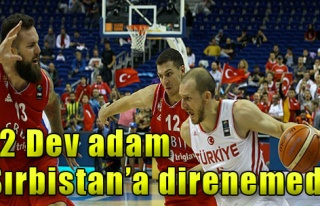 Sırbistan:91-Türkiye:72