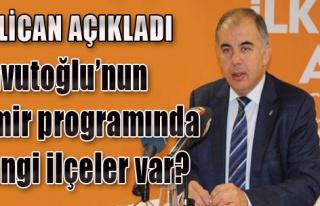 Başbakan İzmir'de Açık Hava Mitingi İstedi