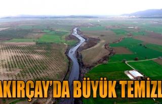 Bakırçay'da Büyük Temizlik