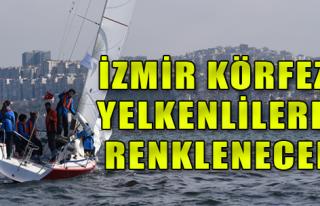 Üniversiteli denizciler yarışacak