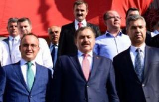 'Kılıçdaroğlu'nun Gelmesi Memnuniyet Vesilesi'