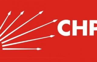 CHP'den Tezkere Kararı