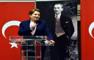 Akşener, 300 Siyasetçi İle Buluştu
