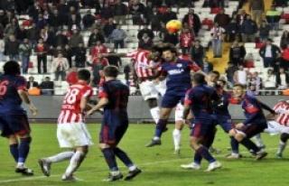 Antalyaspor  3-2 Mersin İdmanyurdu