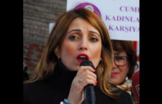 İzmir'de Kadınlardan Yeni Anayasa Tepkisi