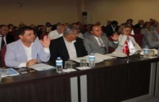 Batur Yeniden Birlik Başkanı Seçildi