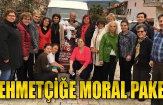 Mehmetçiğe Moral Paketi