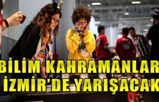 İzmir'de Dev Buluşma